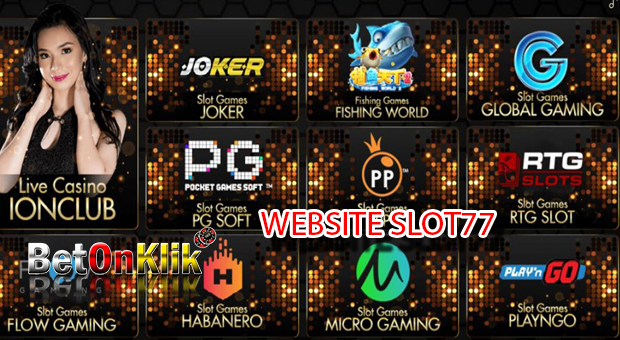Website slot77